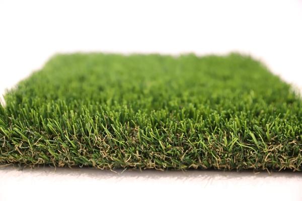 Garden Pro Artificial Grass. Advanced W-Shaped blade fiber technology.