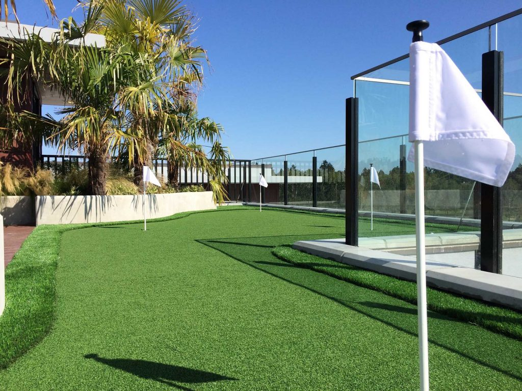 Percision Greens product and Artificial Grass. Golf turf putting green